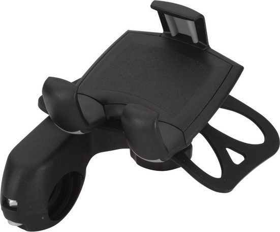 TAHUNA Halter »phone - Fahrradhalterung Universal 64-92mm«