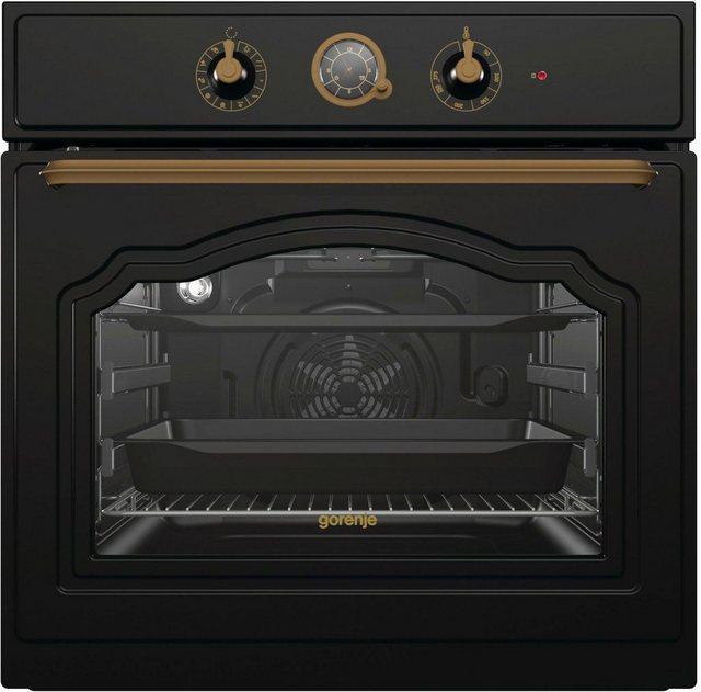 Küchengroßgeräte - GORENJE Backofen Set Classico Edition BO 7732 CLB EC 642 CLB, mit 2 fach Teleskopauszug, mit Restwärmeanzeige  - Onlineshop OTTO
