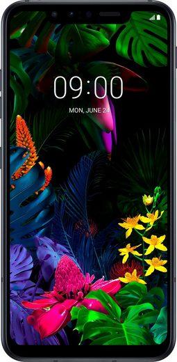 LG G8s ThinQ Smartphone (15,74 cm/6,2 Zoll, 128 GB Speicherplatz, 12 MP Kamera)