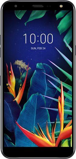 LG K40 Smartphone (14,47 cm/5,7 Zoll, 32 GB Speicherplatz, 16 MP Kamera)