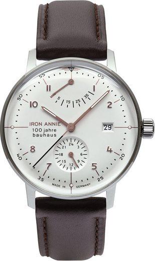 IRON ANNIE Automatikuhr »Bauhaus, 5066-4«