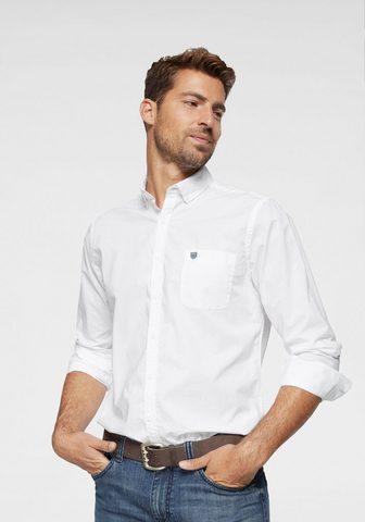 BASEFIELD Dalykiniai marškiniai »NOS«