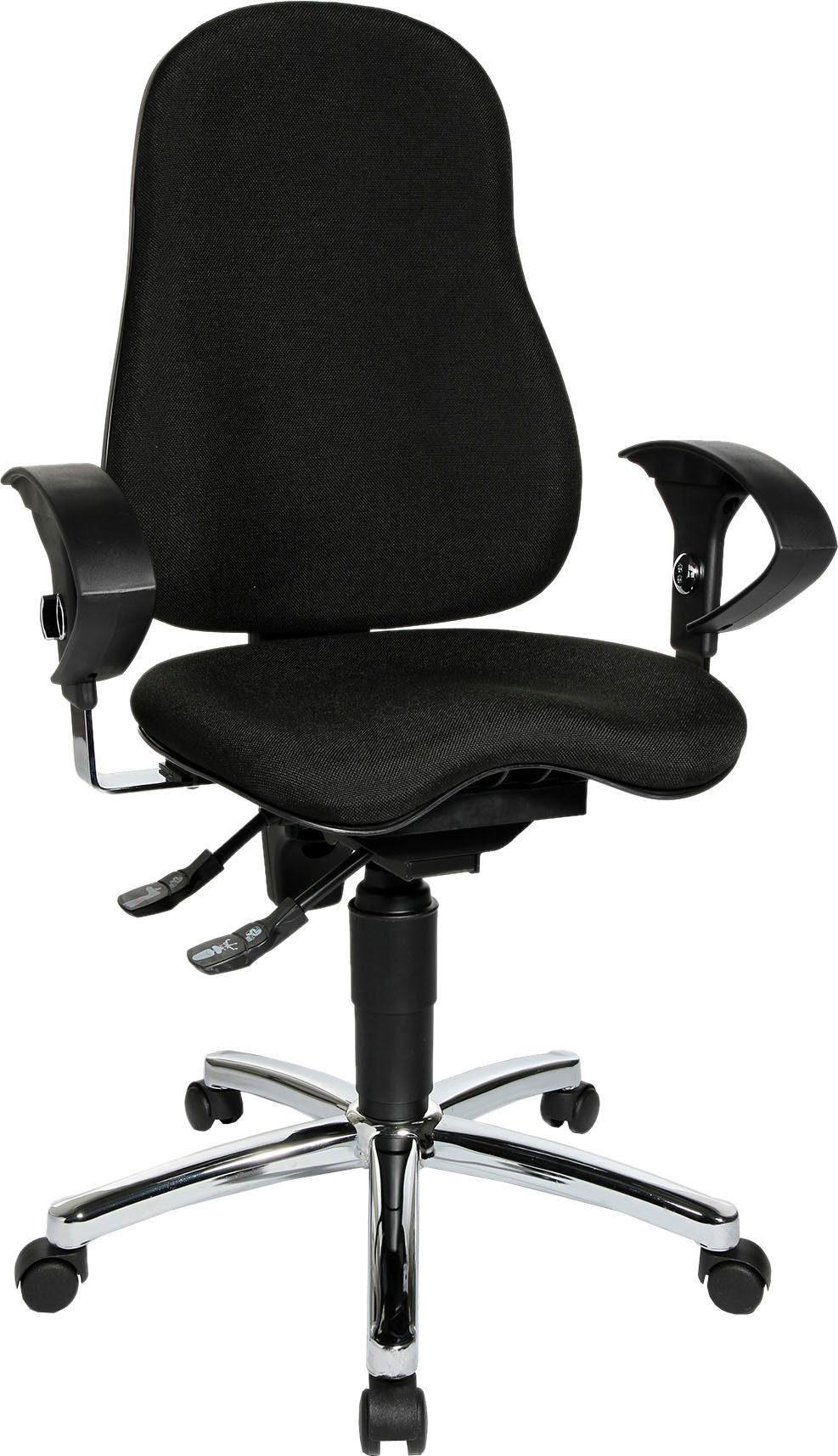 TOPSTAR Drehstuhl »Sitness 10«, Belastbarkeit bis max. 110 kg online kaufen | OTTO