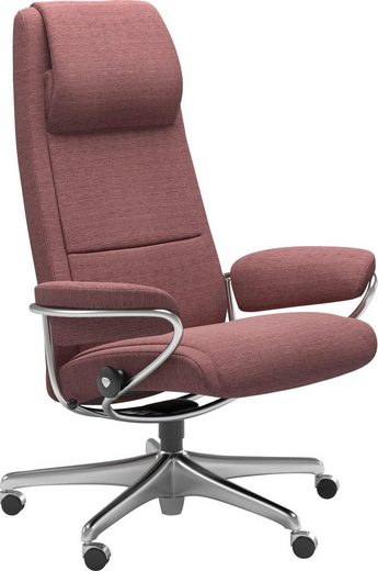 Stressless® Relaxsessel »Paris«, High Back mit Home Office Base