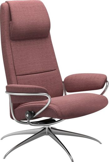 Stressless® Relaxsessel »Paris«, High Back mit Star Base, in 2 Fußhöhen