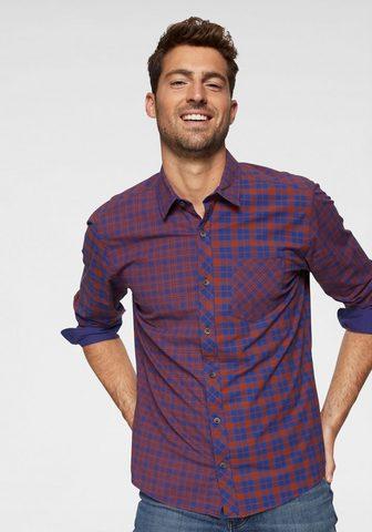 S.OLIVER Рубашка с длинными рукавами