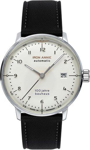 IRON ANNIE Automatikuhr »Bauhaus, 5056-1«