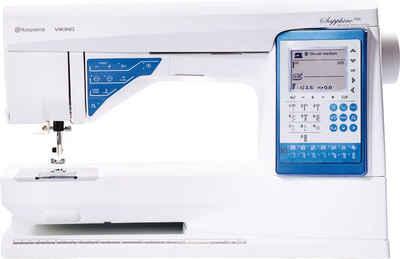 Husqvarna Computer-Nähmaschine Sapphire 930, 215 Programme