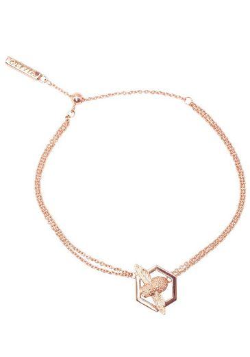 OLIVIA BURTON Armband »Honeycomb Bee, OBJ16AMB31«
