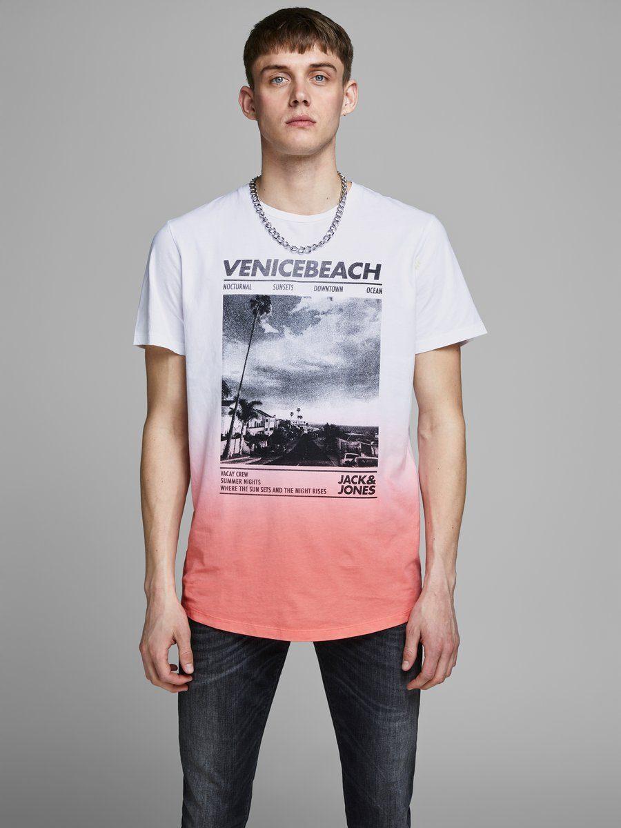 Jack & Jones Urlaubs T-Shirt