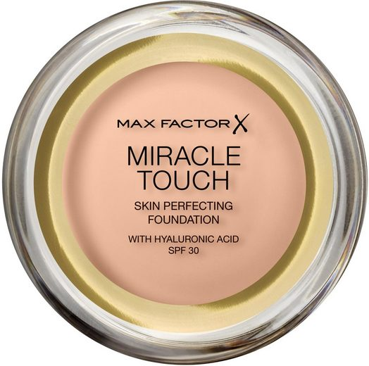 MAX FACTOR Foundation »Miracle Touch«