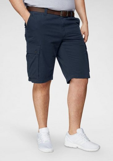 Tommy Hilfiger Big & Tall Cargoshorts »BIG & TALL JOHN CARGO SHORT LIGHT TWILL«