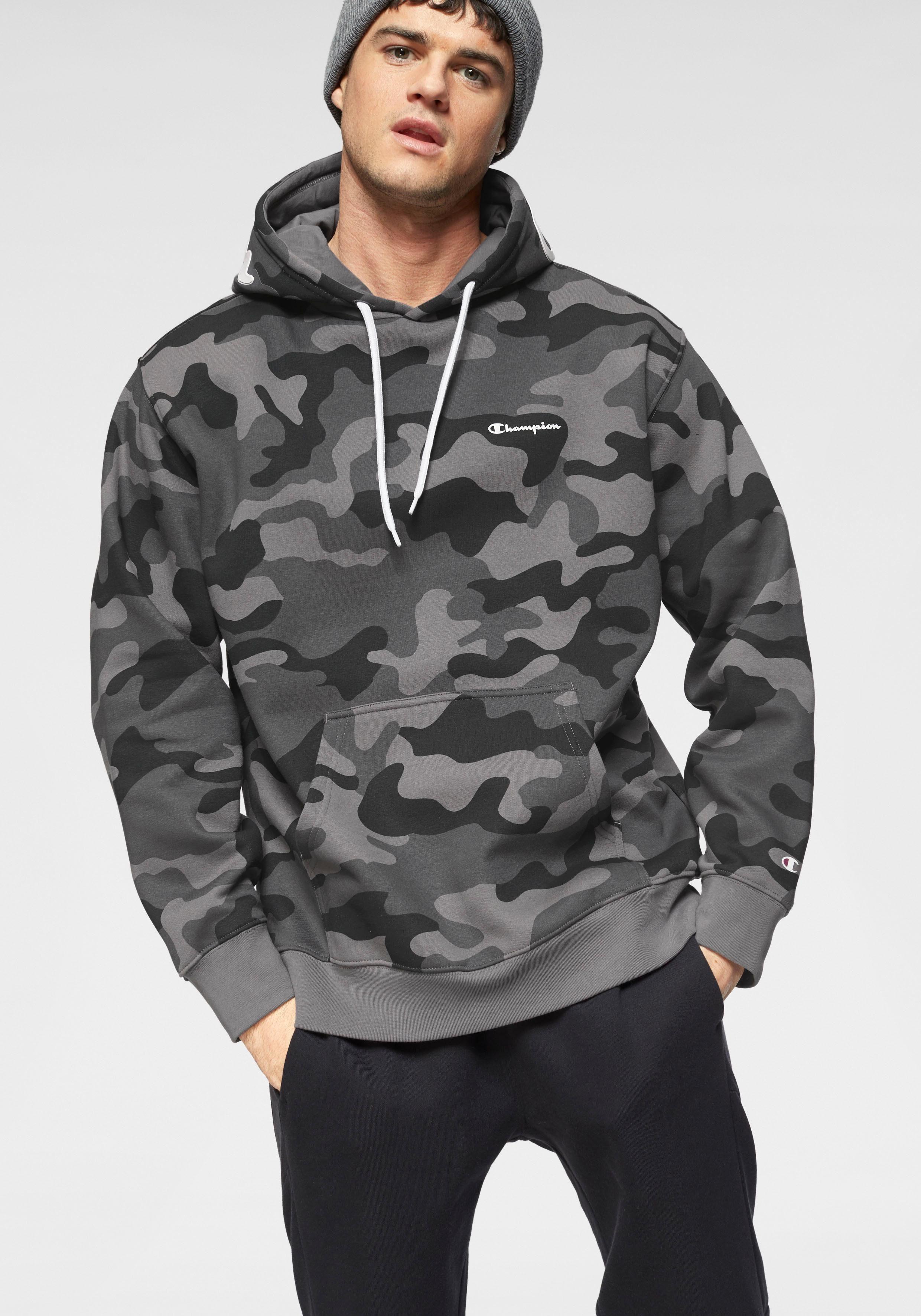 Champion Kapuzensweatshirt, Logodruck und All Over Print online kaufen | OTTO