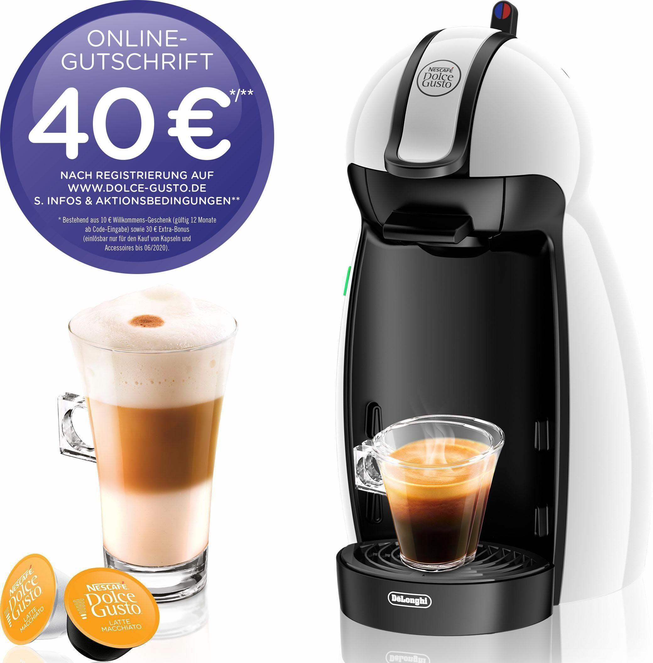 Longhi Schüssel Kapseln Acqua für Nespresso EN80.B EN80.W EN80.BAE Ihre Inissia
