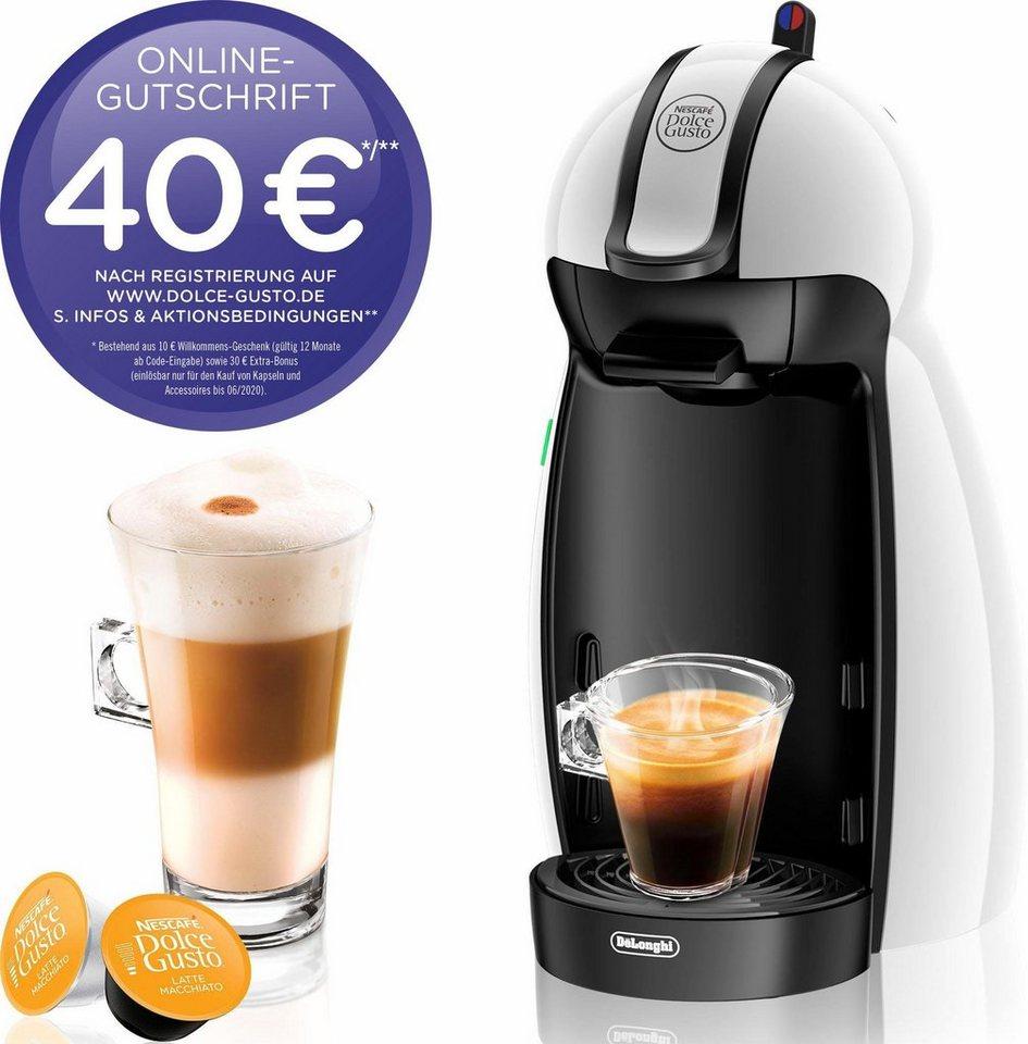 Top Nescafé Dolce Gusto Kapselmaschine NESCAFÉ® Dolce Gusto® EDG 100.W ZC66