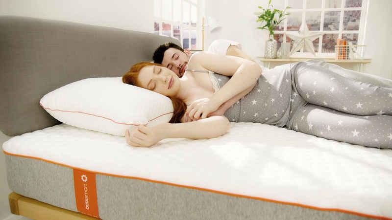 Komfortschaummatratze »Octasleep Smart Matress«, OCTAsleep, 18 cm hoch, Innovative Schaumfedern mit neuartigem Komforterlebnis