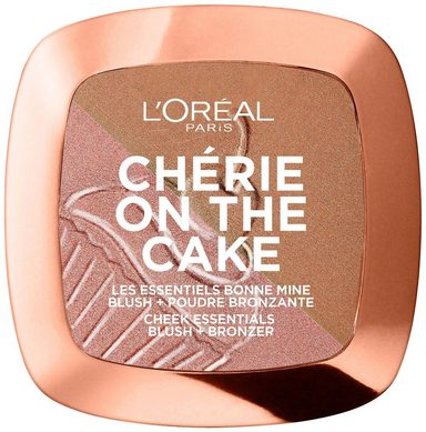 L'ORÉAL PARIS Bronzer »Chérie on the Cake Blush & Bronzer«