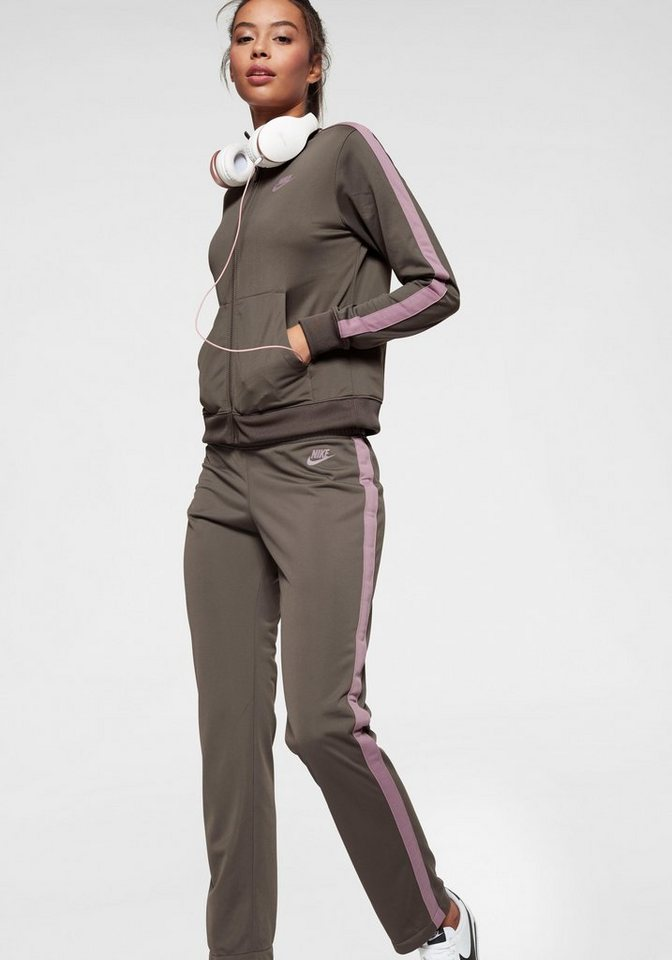 b7f79a3b11b29 Nike Sportswear Trainingsanzug »WOMEN NSW TRACK SUIT PK OH« (Set