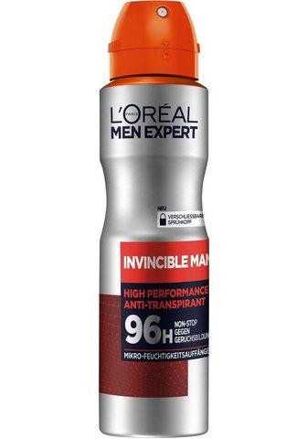 L'ORÉAL PARIS MEN EXPERT L'ORÉAL PARIS MEN EXPERT Deo-Spray