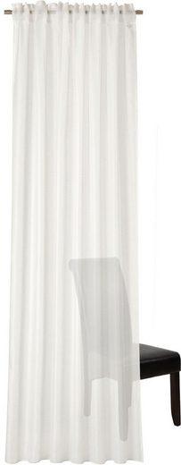 Vorhang nach Maß »Kiss«, Neutex for you!, verdeckte Schlaufen (1 Stück), Schal mit verdeckten Schlaufen, Breite 142 cm