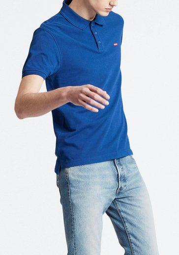 Levi's® Poloshirt Piqué-Qualität