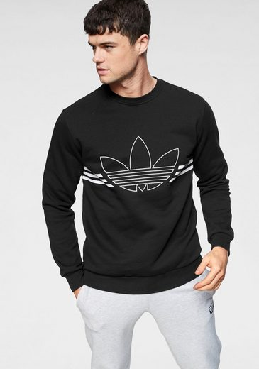 adidas Originals Sweatshirt »OUTLINE CREW FLC«