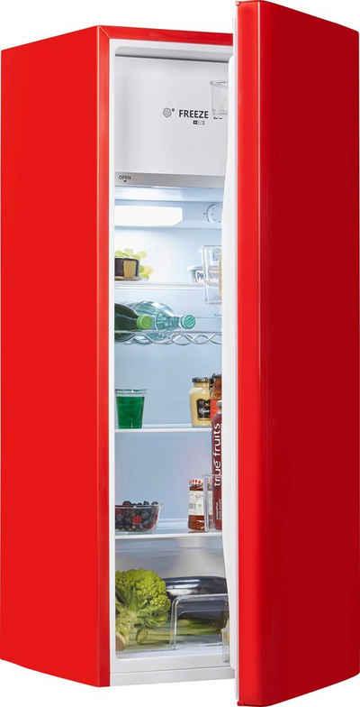 Hanseatic Kühlschrank HKS12851FR, 128,2 cm hoch, 51,9 cm breit
