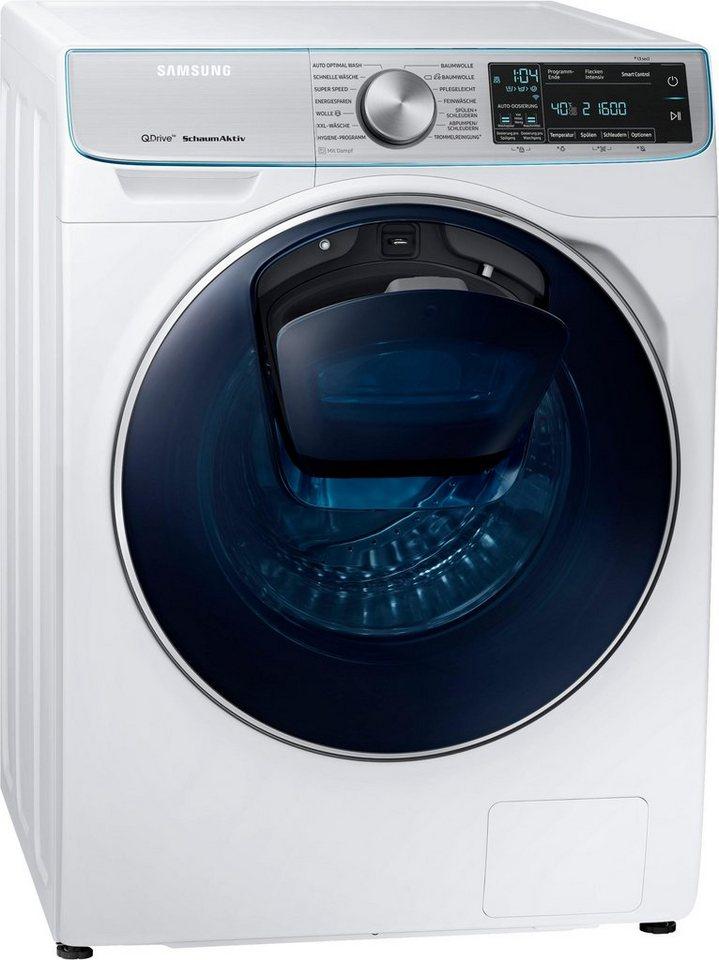 samsung waschmaschine ww7800 quickdrive ww80m76nn2a eg 8. Black Bedroom Furniture Sets. Home Design Ideas