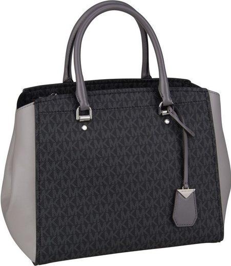 MICHAEL KORS Handtasche »Benning Large Satchel MK Signature«