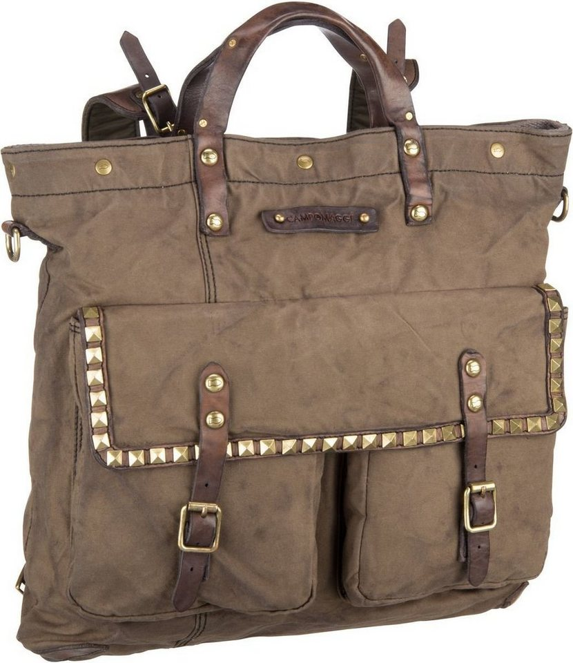 9c95b2047efe2 Campomaggi Rucksack   Daypack »Smeraldo C1003«