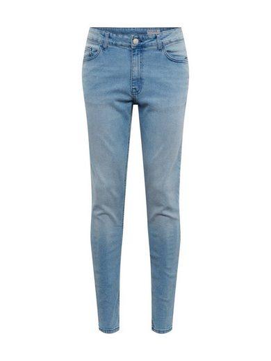 REVIEW Skinny-fit-Jeans »CROP BLU«