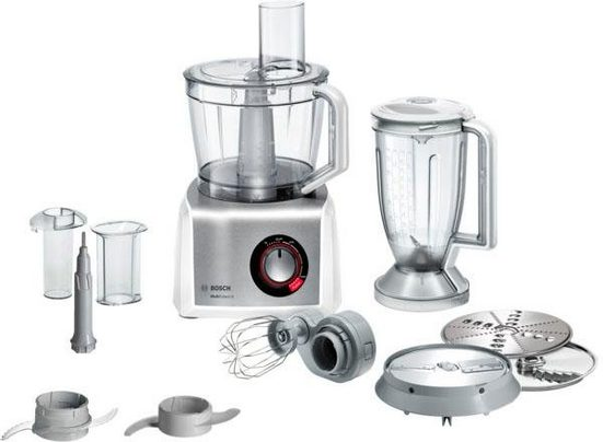 BOSCH Kompakt-Küchenmaschine MC812S814, 1250 W, 3,9 l Schüssel