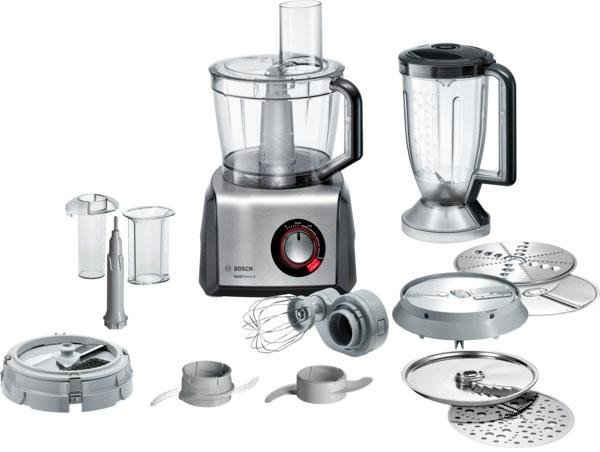 BOSCH Kompakt-Küchenmaschine MultiTalent 8 MC812M865, 1250 W, 3,9 l Schüssel