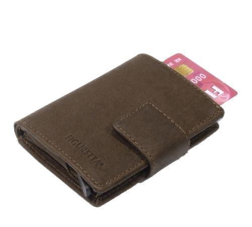 Figuretta Mini Geldbörse, Kartenetui mit RFID für besseren Schutz | Accessoires > Portemonnaies > Mini Geldbörsen | Figuretta