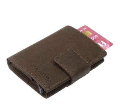 Figuretta Mini Geldbörse, Kartenetui mit RFID für besseren Schutz