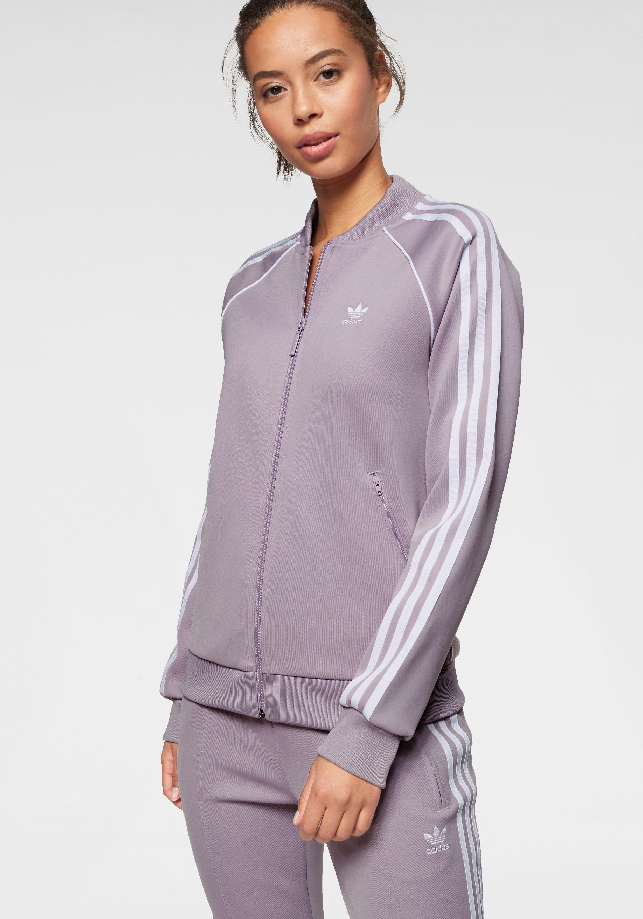 adidas Originals Trainingsjacke »SUPER STAR TRACKTOP«