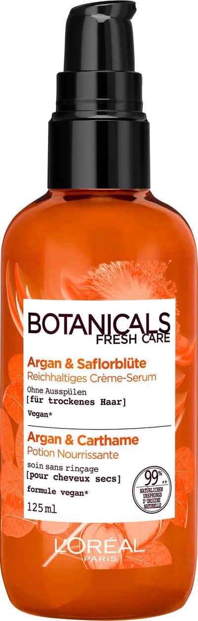 BOTANICALS Haarserum »Argan und Saflorblüte«, reichhaltig