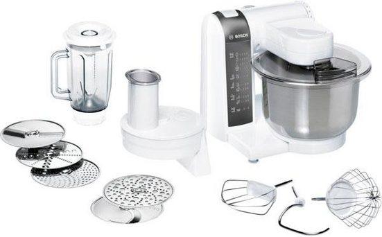BOSCH Küchenmaschine MUM48120DE, 600 W, 3,9 l Schüssel