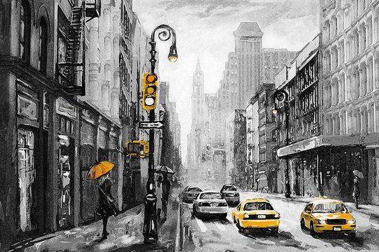 Places of Style Leinwandbild »New York«