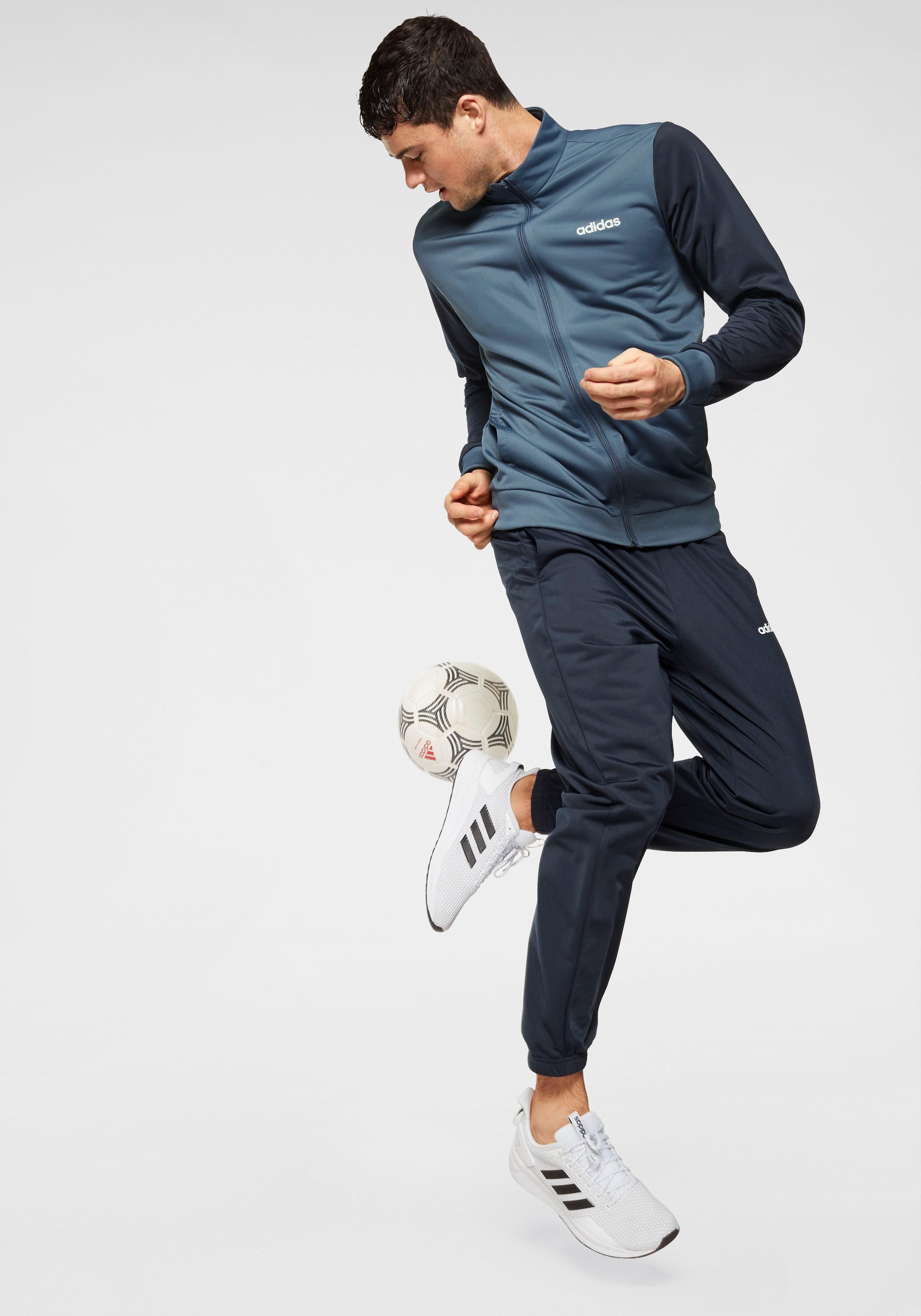 trainingsanzug adidas blau grösse xxl