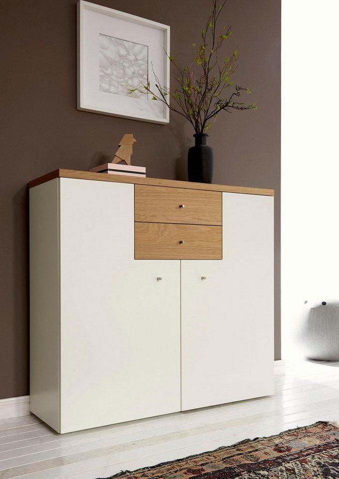 Now By Hulsta Sideboard Now Time Mit 2 Winkelturen Breite 120 Cm Online Kaufen Otto