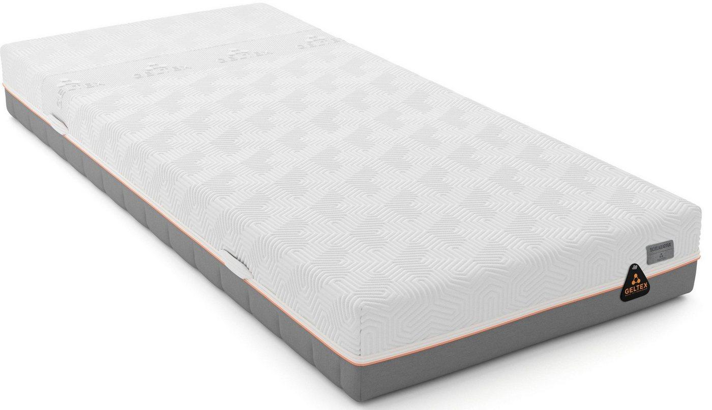 Gelschaummatratze Geltex Quantum Touch 200 Schlaraffia 20 Cm Hoch Raumgewicht 45 Mit Ca 3 Cm Hohe Geltex Touch Auflage