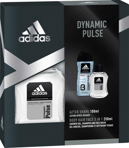 adidas Performance Geschenk-Set »Dynamic Pulse«, 2-tlg.