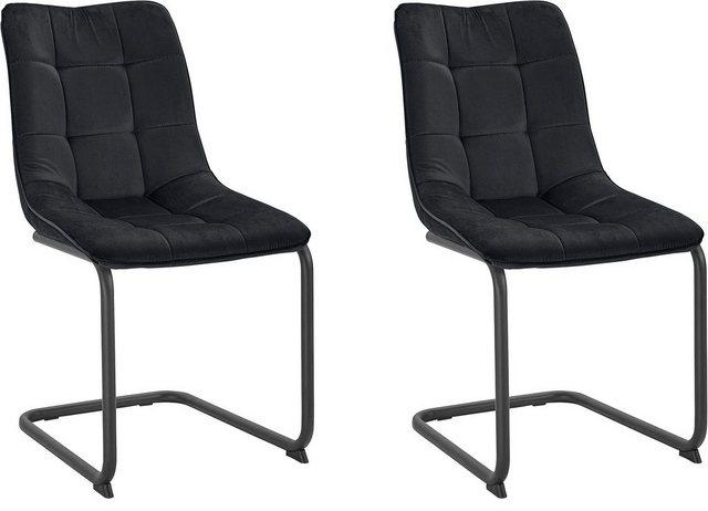 Stühle und Bänke - HELA Freischwinger »JENNY« (Set, 2 Stück), 2 oder 4 Stück  - Onlineshop OTTO
