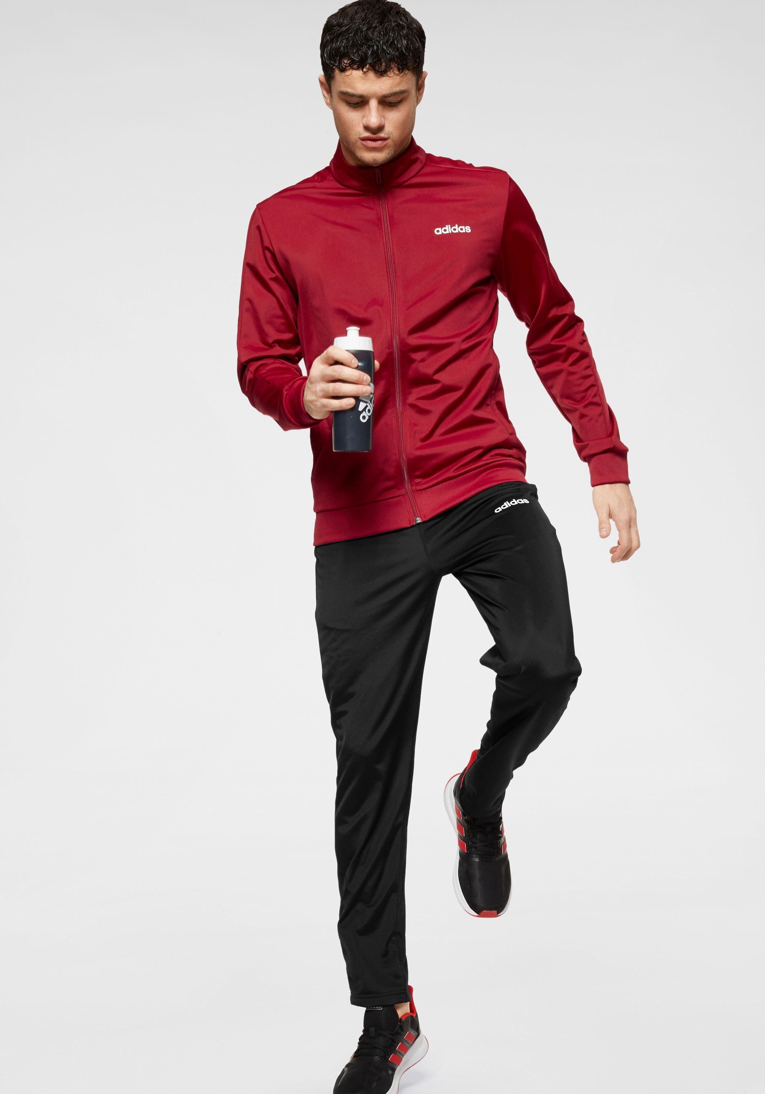 adidas Herren Trainingsanzug Basics Tracksuit