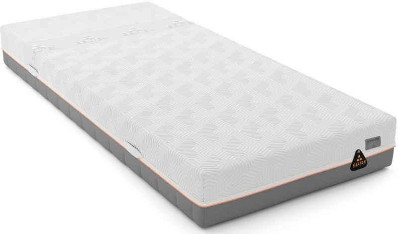 Gelschaummatratze »GELTEX® Quantum Touch 200 TFK«, Schlaraffia, 20 cm hoch, Raumgewicht: 45, 434 Federn, 90 Nächte Probeschlafen!*