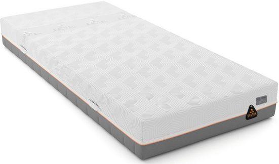 Gelschaummatratze »GELTEX® Quantum Touch 200 TFK«, Schlaraffia, 20 cm hoch, Raumgewicht: 45, 434 Federn