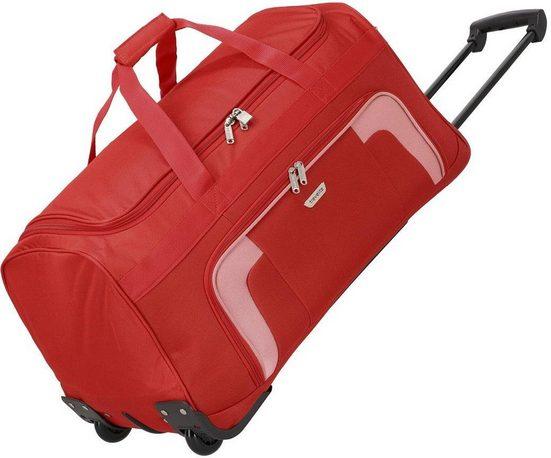 travelite Reisetasche »Orlando«, mit 2 Rollen