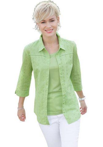Блуза + топ в gepflegten стиль
