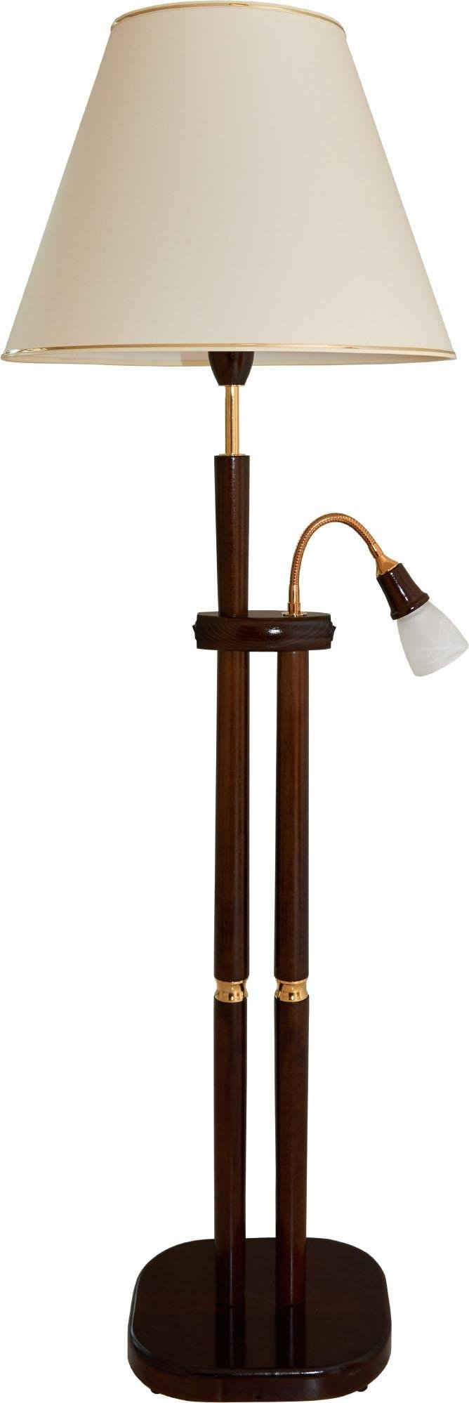 LED Stehlampe »8652/S«, mit Leseleuchte